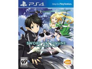 Sword Art Online: Lost Song PlayStation 4