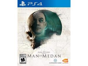 Dark Pictures: Man Of Medan - PlayStation 4