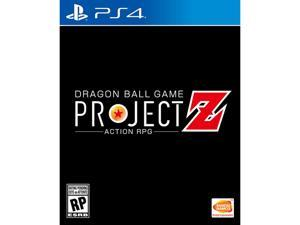 Dragon Ball Game - Project Z - PlayStation 4