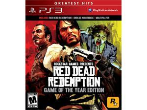 Red Dead Redemption: Game of the Year Edition PlayStation 3