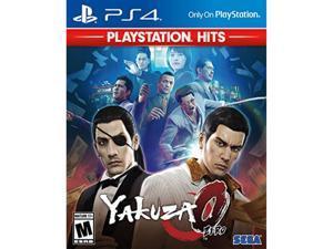 Yakuza 0 - PlayStation Hitsl Version - PlayStation 4