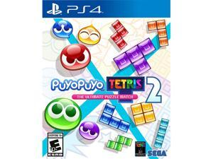 Puyo Puyo Tetris 2 Launch Edition - PlayStation 4