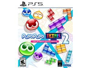 Puyo Puyo Tetris 2 Launch Edition - PS5 Video Games