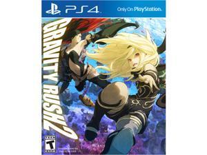 Gravity Rush 2 - PlayStation 4