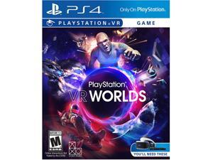 PSVR - VR Worlds - PlayStation 4