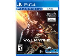 PSVR EVE: Valkyrie - PlayStation 4