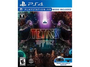 Tetris Effect VR - PlayStation 4
