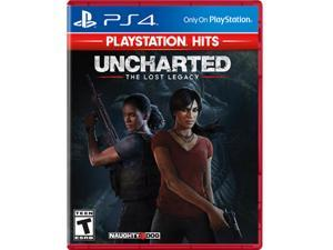 Uncharted: The Lost Legacy - PlayStation Hits - PlayStation 4