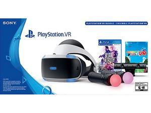 Sony PlayStation VR Blood & Truth and Everybody's Golf VR Bundle
