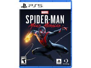 Marvel's Spider-Man: Miles Morales Launch Edition - PS5 Video Games