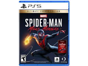 Marvel's Spider-Man: Miles Morales Ultimate Launch Edition - PS5 Video Games
