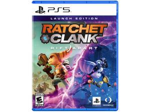 Ratchet & Clank: Rift Apart Launch Edition - PS5 Video Games