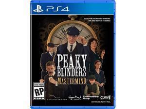Peaky Blinders: Mastermind - PlayStation 4