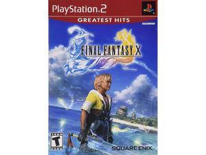 Final Fantasy X Game - Greatest Hits Version
