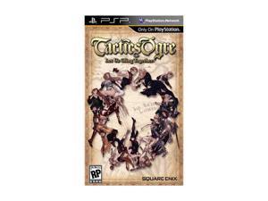 Tactics Ogre: Let Us Cling Together PSP Game SQUARE ENIX