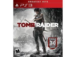 Tomb Raider Greatest Hits PlayStation 3