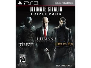 Ultimate Stealth Triple Pack PlayStation 3
