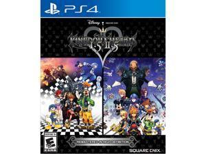 Kingdom Hearts 1.5 + 2.5 HD Remix - PlayStation 4