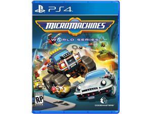 Micro Machines World Series - PlayStation 4