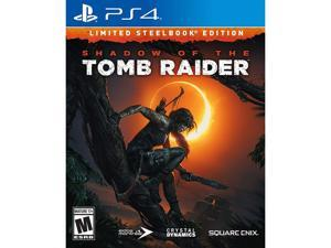 Shadow of the Tomb Raider Limited Steelbook Edition - PlayStation 4