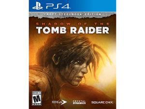 Shadow of the Tomb Raider Croft Steelbook Edition - PlayStation 4