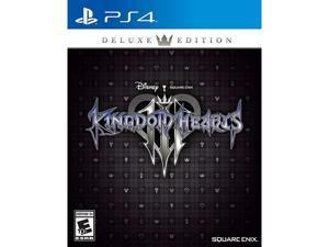 Kingdom of Hearts III Deluxe Edition - PlayStation 4