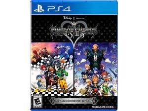 Kingdom Hearts 1.5 + 2.5 Remix - PlayStation 4