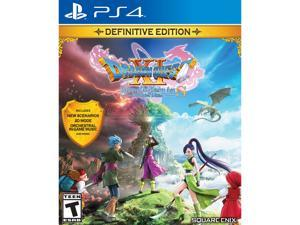 DRAGON QUEST XI S: Echoes of an Elusive Age - Definitive Edition - PlayStation 4