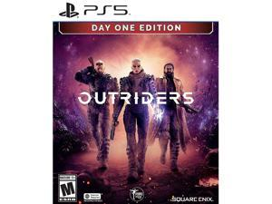 Outriders Day One Edition - PS5 Video Games