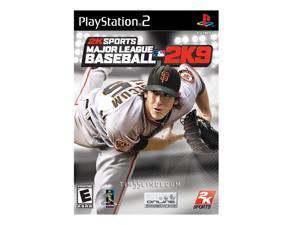 Major League Baseball 2k9 Game