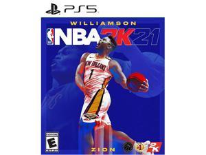 NBA 2021 - PS5 Video Games