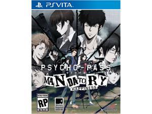 Psycho-Pass: Mandatory Happiness PlayStation Vita