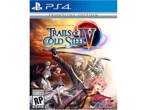 The Legend of Heroes Trails of Cold Steel 4 Frontline Edition - PlayStation 4