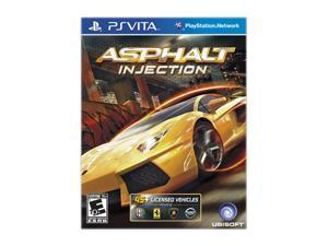 Asphalt for Sony PlayStation Vita