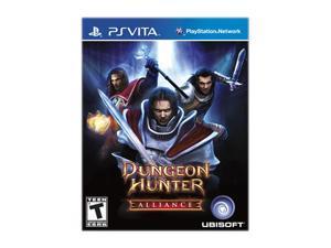 Dungeon Hunter Alliance PS Vita Games