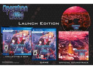 Operation Abyss: New Tokyo Legacy PlayStation Vita