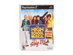 High School Musical w/Microphone Game