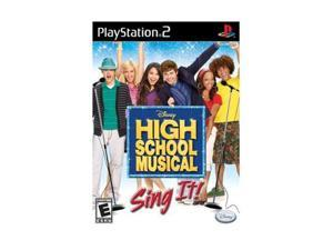 High School Musical: Sing It (game only) Game