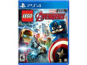 LEGO Marvel's Avengers PlayStation 4