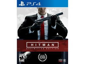 Hitman: Definitive Edition - PlayStation 4