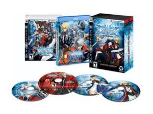 BlazBlue: Calamity Trigger Limited Edition Playstation3 Game