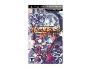 Blazing Souls: Accelate PSP Game AKSYS GAMES