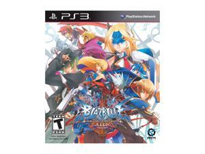 BlazBlue Continuum Shift EXTEND Playstation3 Game