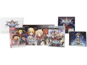 BlazBlue: Chrono Phantasma Limited Edition - PS3 PlayStation 3