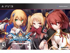 BlazBlue: Chrono Phantasma Limited Edition PlayStation 3 Aksys
