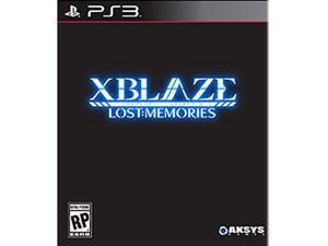 XBlaze Lost: Memories PlayStation 3