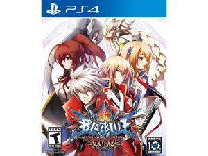 Blazblue: Chrono Phantasma Extend PlayStation 4