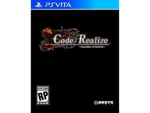 Code: Realize Guardian of Rebirth PlayStation Vita