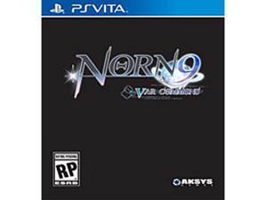 Norn9: Var Commons PlayStation Vita