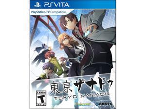 Tokyo Xanadu PlayStation Vita